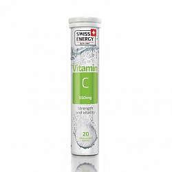 Свисс энерджи витамин с таблетки шипучие 550мг 20 шт.