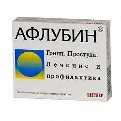 Афлубин 48 шт. таблетки подъязычные