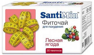 Сантимин чай лесные ягоды 30 шт. фильтр-пакет