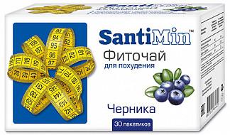 Сантимин чай черника 30 шт. фильтр-пакет