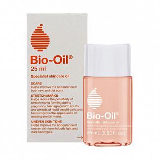 Био-ойл масло косметическое от растяжек 25мл