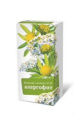 Фиточай алтай n25 алергофит n20 фильтр-пакет