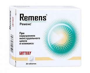Ременс 36 шт. таблетки подъязычные