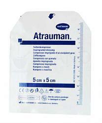 Хартманн атрауман повязка 5х5см 1 шт.