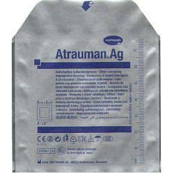 Хартманн атрауман с серебром повязка 5х5см 1 шт.
