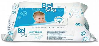 Хартманн бэл бэби салфетки влажные для чувствительной кожи 60 шт.