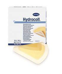 Хартманн гидроколл повязка гидроколлоидная 10х10см 10 шт.