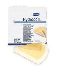 Хартманн гидроколл повязка гидроколлоидная 15х15см 5 шт.