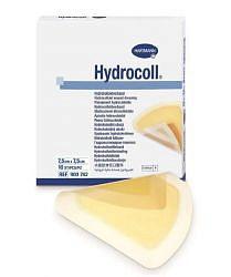 Хартманн гидроколл повязка гидроколлоидная 7,5х7,5см 10 шт.