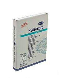 Хартманн гидросорб комфорт повязка 7,5х10см 5 шт.
