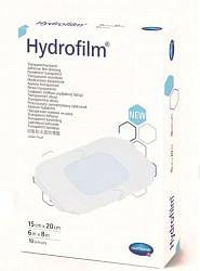 Хартманн гидрофильм повязка 15х20см 10 шт.