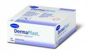 Хартманн дермапласт пластырь 4х1,6см 250 шт.