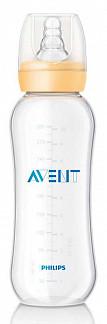 Авент стандарт бутылочка для кормления с соской медленный поток 80920 (scf972/17) 300мл