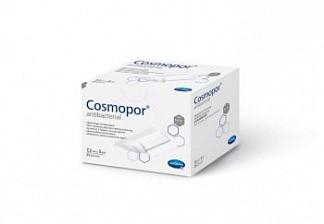 Хартманн космопор повязка антибактериальная с серебром 7,2х5см 25 шт.