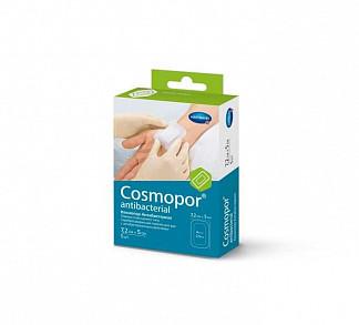 Хартманн космопор повязка антибактериальная с серебром 7,2х5см 5 шт.