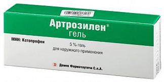 Артрозилен 5% 30г гель для наружного применения
