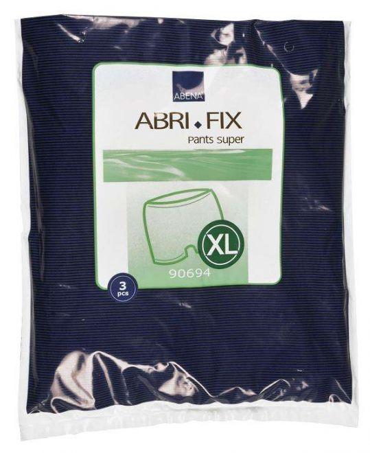 Абри-фикс трусы трикотажные пэнтс супер размер xl 3 шт., фото №1