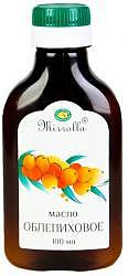 Мирролла масло косметическое облепиховое 100мл