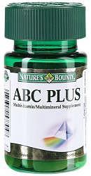 Нэйчес баунти таблетки мультивитаминный комплекс авс плюс 50 шт.
