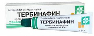 Тербинафин 1% 15г крем