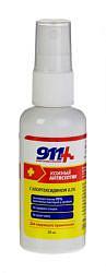 911 антисептик кожный с хлоргексидином 0,3% 30мл