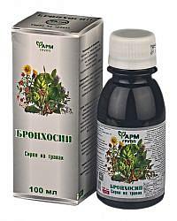 Бронхосип сироп на травах 100мл