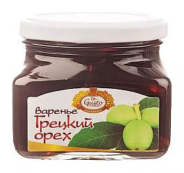Варенье яаан из грецкого ореха 330г.