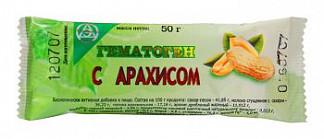 Гематоген с арахисом 40г