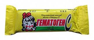 Гематоген с люкс 50г