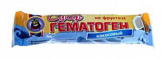 Гематоген супер кокосовый в шоколадной глазури 35г