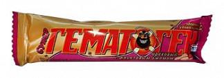 Гематоген супер ореховый с джемом в шоколадной глазури 35г