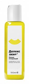 Делекс-акне лосьон для лица очищающий 100мл