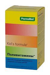 Кидс формула поливитамины таблетки жевательные 30 шт.