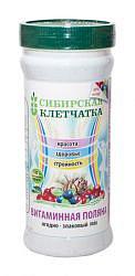 Клетчатка сибирская витаминная поляна 300г