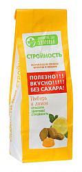Лакомства для здоровья мармелад имбирь и лимон 170г