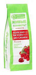 Лакомства для здоровья мармелад малина 170г