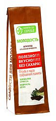 Лакомства для здоровья шоколад горький отруби/масло зародышей пшеницы 100г