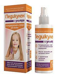 Педикулен ультра кондиционер-спрей для волос 150мл