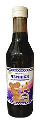 Сироп ягод черники витаминизированный (330г) 250мл