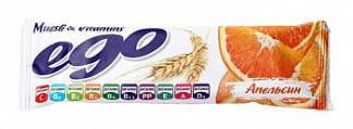 Эго мюсли апельсин с витаминами 25г