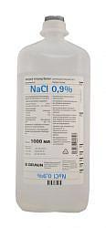 Натрия хлорид браун 0,9% 1000мл 10 шт. раствор для инфузий b.braun melsungen