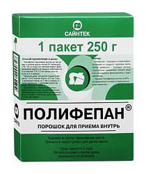 Полифепан 250г порошок