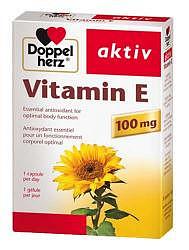 Доппельгерц витамин е 60 шт. капсулы