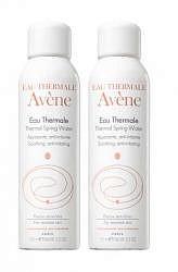 Авен вода термальная 150мл 2 шт. второй продукт со скидкой -50% pierre fabre dermo-cosmetique