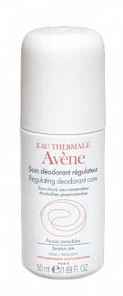 Авен дезодорант-крем регулирующий 50мл pierre fabre dermo-cosmetique