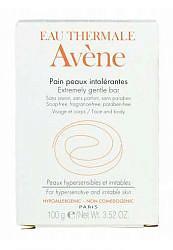 Авен мыло для сверхчувствительной кожи 100г