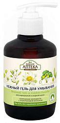 Зеленая аптека гель для умывания зеленый чай и гинкго билоба 270мл