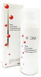 Айсида крем для лица/тела для сухой/чувствительной кожи 250мл