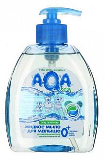 Аква бэби мыло жидкое детское 300мл