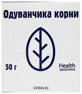 Одуванчик корень 50г здоровье